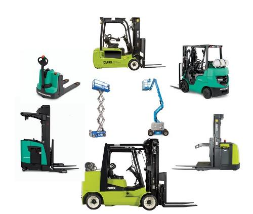 Forklift & Aerial Lift Truck Rentals in CT & MA